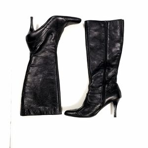 Franco Sarto Tall Leather Boots